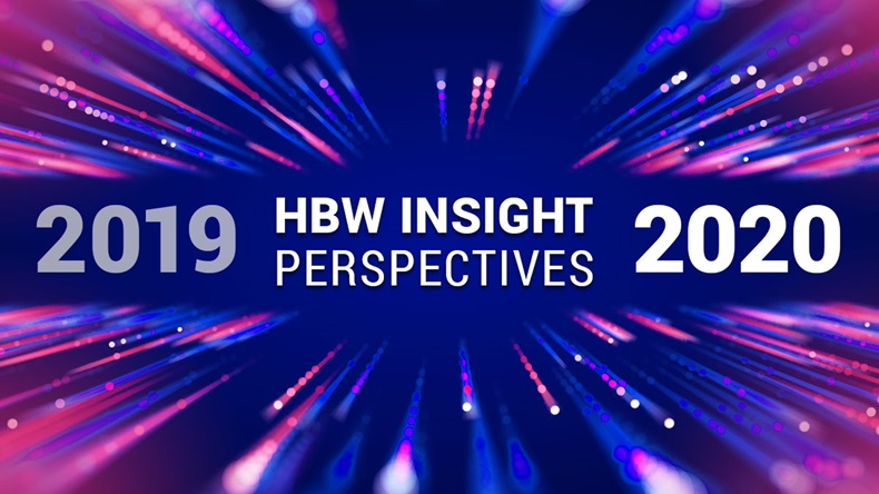 HBW Insight perspectives 2019 to 2020