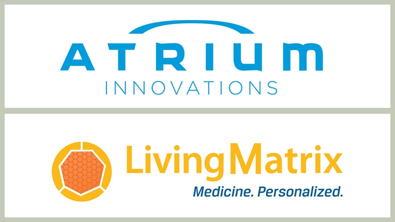 Matrix and Atrium logos