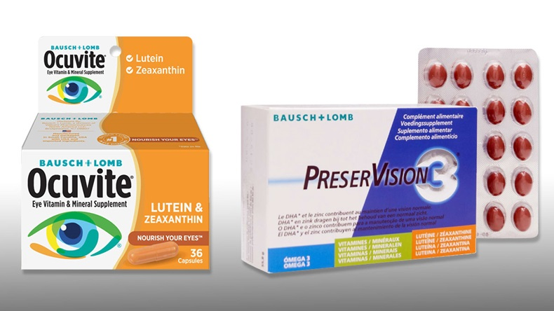 Bausch Ocuvite nd Perservision
