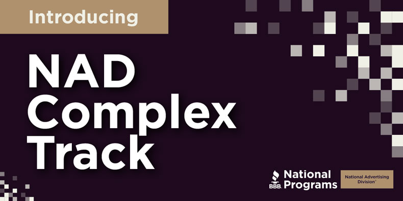 NAD Complex Track