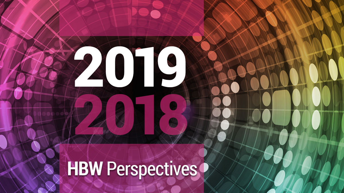 HBW Perspectives 2018 to 2019