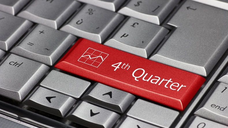 4th quarter computer key on key board